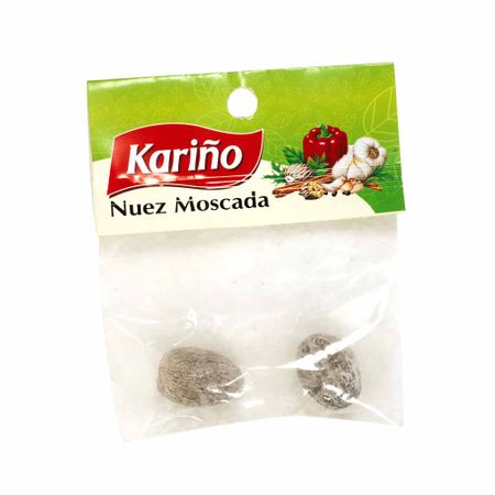 Especia-KARIÑO-Nuez-moscada-entera-Sobre-13Gr