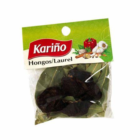 Hongos-y-laurel-KARIÑO-Hongos-y-laurel-Sobre-12Gr