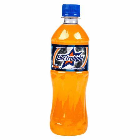 Bebida-rehidratante-ELECTROLIGHT-Naranja-Botella-475Ml