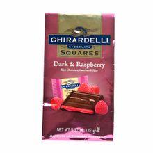 Chocolate-GHIRARDELLI-DARK---RASPBERRY-Oscuro-relleno-de-frambuesa-Caja-151Gr