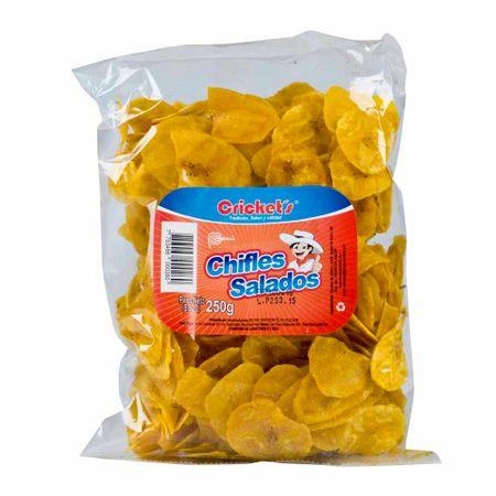 Piqueo-CRICKET-S-Chifles-salados-Bolsa-250Gr
