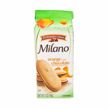 Galletas-MILANO-ORANGE-CHOCOLATE-Chocolate-y-naranja-Bolsa-198Gr