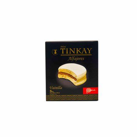 Alfajor-MINI-TINKAY-Sabor-a-vainilla-y-chocolate-Caja-125Gr