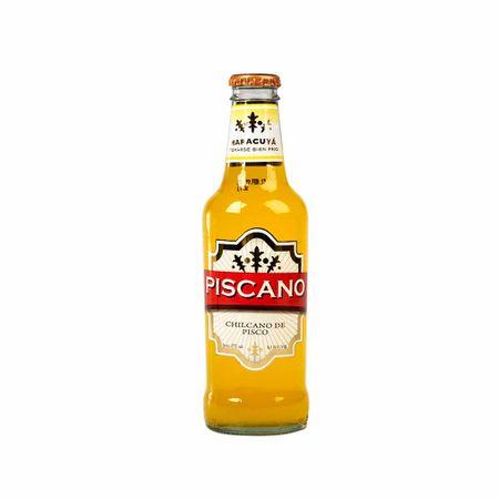 Chilcano-PISCANO-MARACUYA-Botella-275Ml