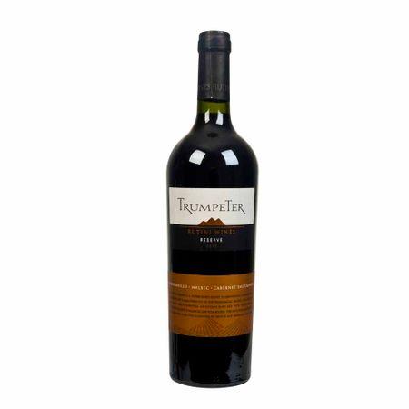 Vino-RUTINI-TRUMPETER-Reserve-Blend-Botella-750Ml