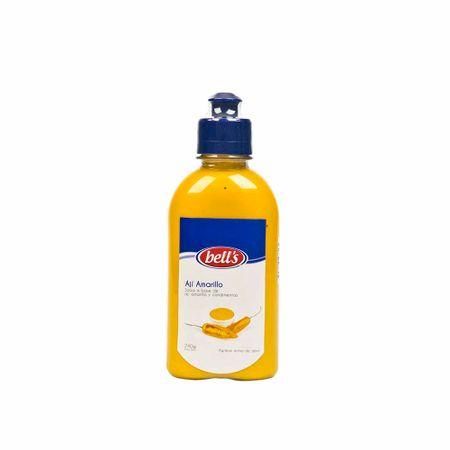 Crema-BELL-S-Con-aji-amarillo-mostaza-y-aceite-vegetal-Frasco-240Gr
