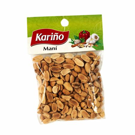 Piqueo-KARIÑO-Mani-tostado-Bolsa-80Gr