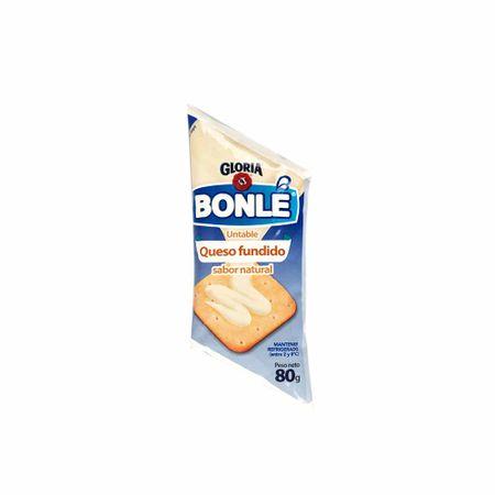 Queso-BONLE-Crema-fundido-sabor-natural-Sachet-80Gr