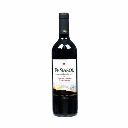 Vino-PEÑASOL-SELECCION-Tempranillo-Garnacha-Botella-750Ml