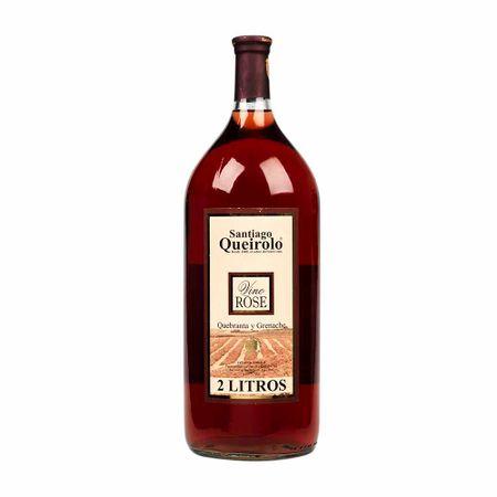 Vino-SANTIAGO-QUEIROLO-ROSE-Quebranta-y-Grenache-Botella-2L