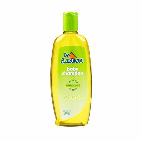Shampoo-para-Bebe-DR-ZAIDMAN-Botella-400Ml