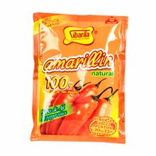 Salsa-SIBARITA-AMARILLIN-NATURAL-Aji-amarillo-especias-y-sal-Bolsa-100Gr