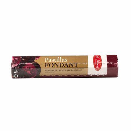 Chocolate-LA-IBERICA-PASTILLAS-FONDANDT-Semi-dulce--sin-leche--Caja-100Gr
