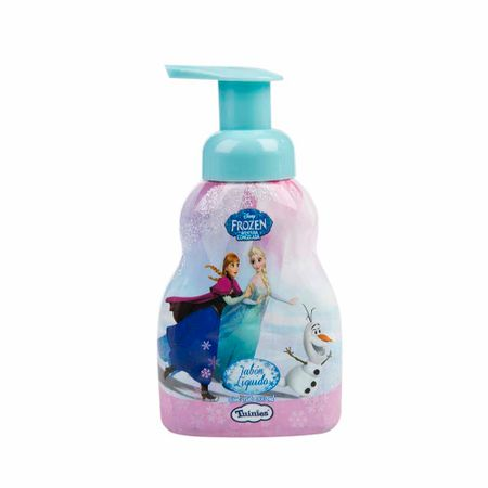 jabon-liquido-tuinies-disney-frozen-frasco-300-ml