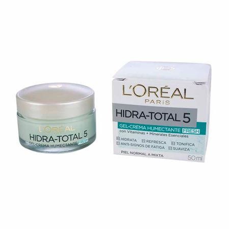 cuidado-facial-loreal-gel-crema-humectante-frasco-50-ml
