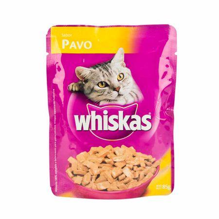 comida-para-gatos-whiskas-sabor-pavo-bolsa-85gr