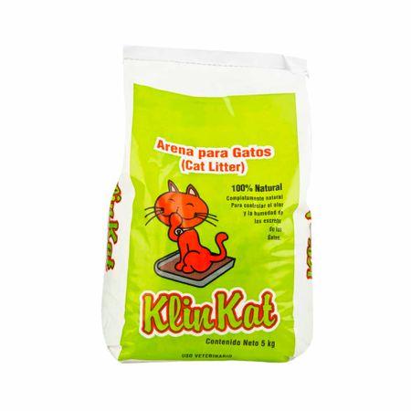 arena-klin-kat-para-gatos-100-natural-bolsa-5kg
