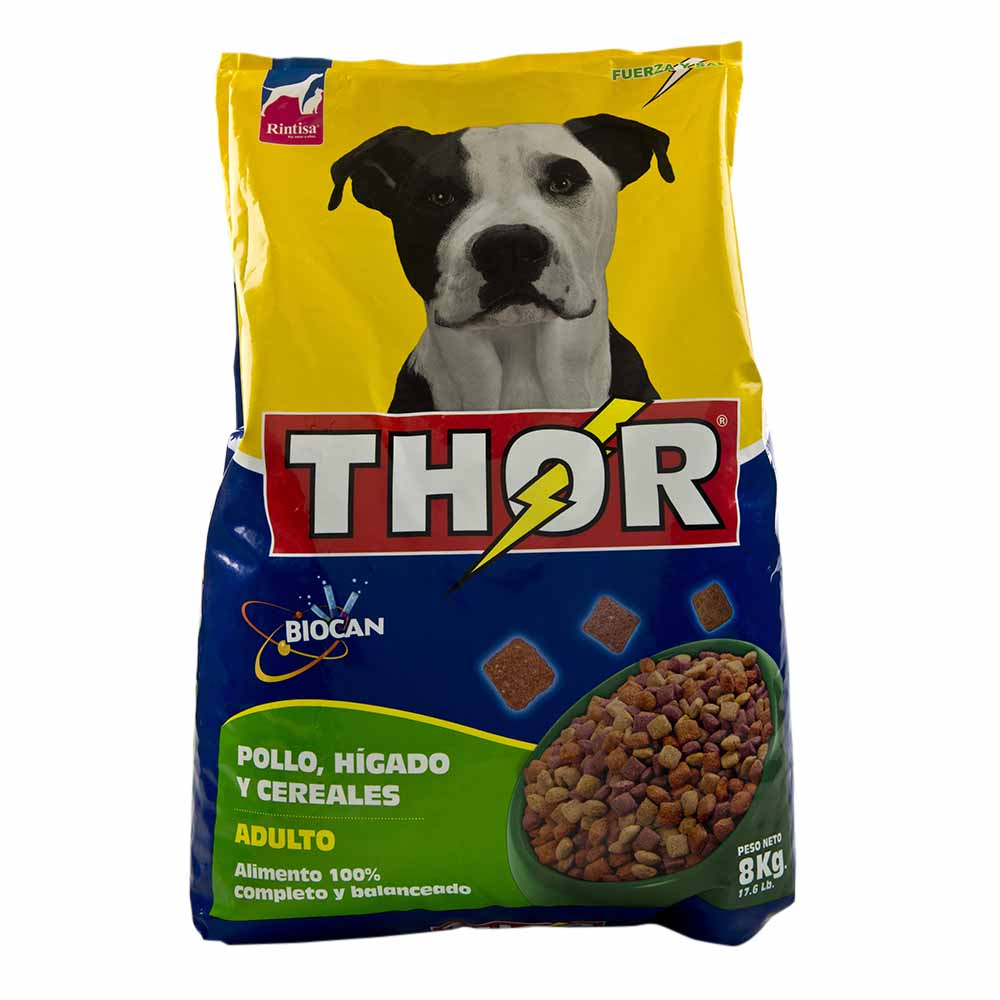 Comida Para Perros Thor Plaza Vea Plazavea Food