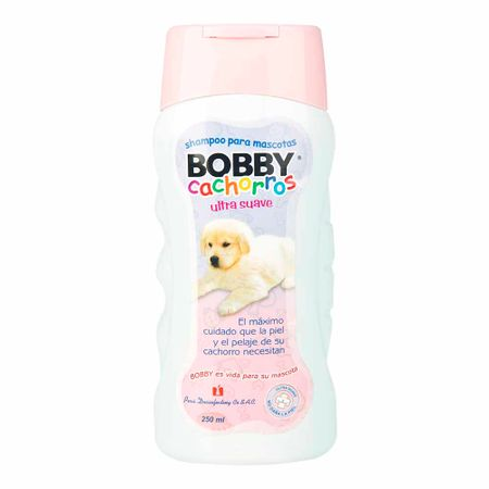 shampoo-bobby-cachorros-ultra-suave-frasco-250ml