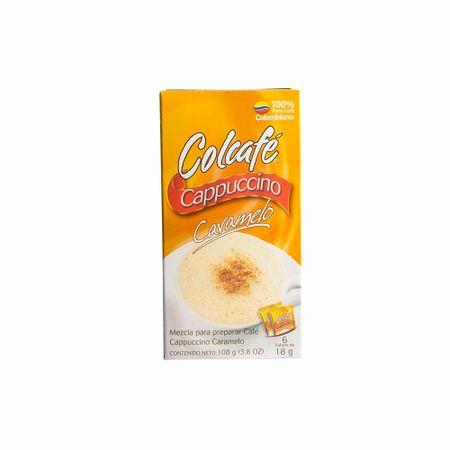 cafe-en-polvo-colcafe-capuccino-caramelo-caja-108gr