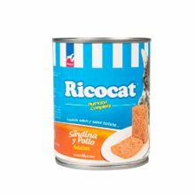 comida-para-gatos-rintisa-ricocat-sardina-y-pollo-lata-330gr