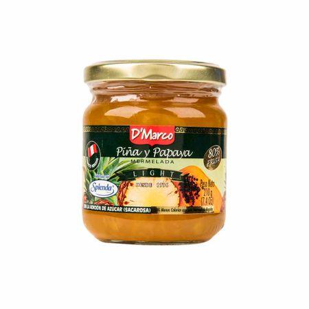 mermelada-dmarco-dietetica-de-pina-y-papaya-frasco-210gr
