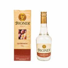 Pisco Biondi Quebranta Botella 500Ml