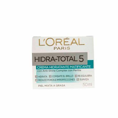 crema-facial-loreal-paris-hidratotal-5-caja-50ml