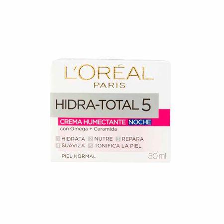 crema-tratamiento-loreal-pari-hidratacion-total-5-noche-caja-50ml