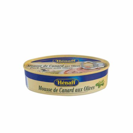 mousse-henaff-de-canard-olive-lata-115gr