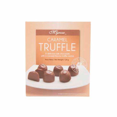 chocolate-myrose-trufa-caramelo-caja-120gr