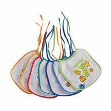 textil-bebe-little-step-babero-1177b-i16-paquete-7un