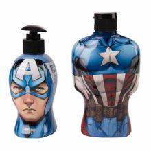 estuche-avengers-shampoo-2en1-350ml-crema