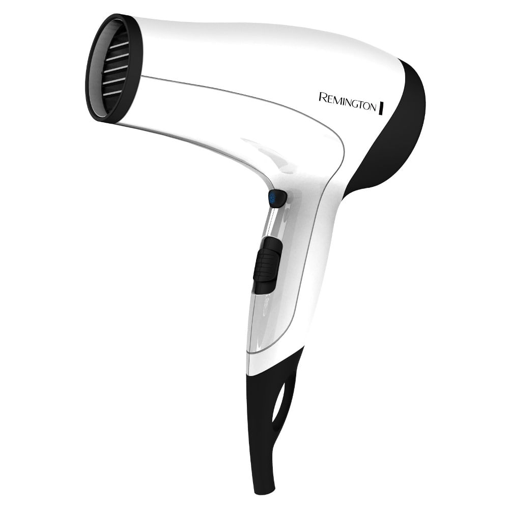 Secadora de Cabello REMINGTON D3015 Blanco - PlazaVea 01da69de1547