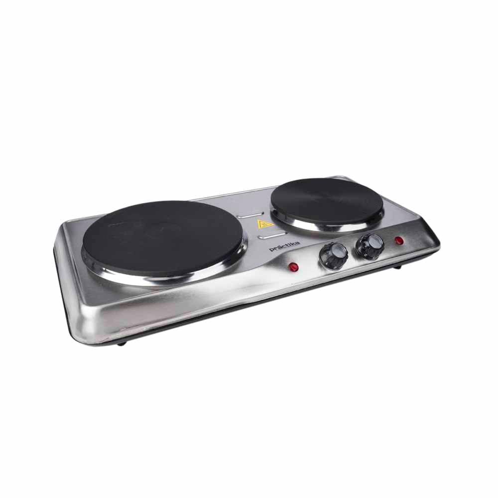 Practika Cocineta Elec Pce 02 2hornillas
