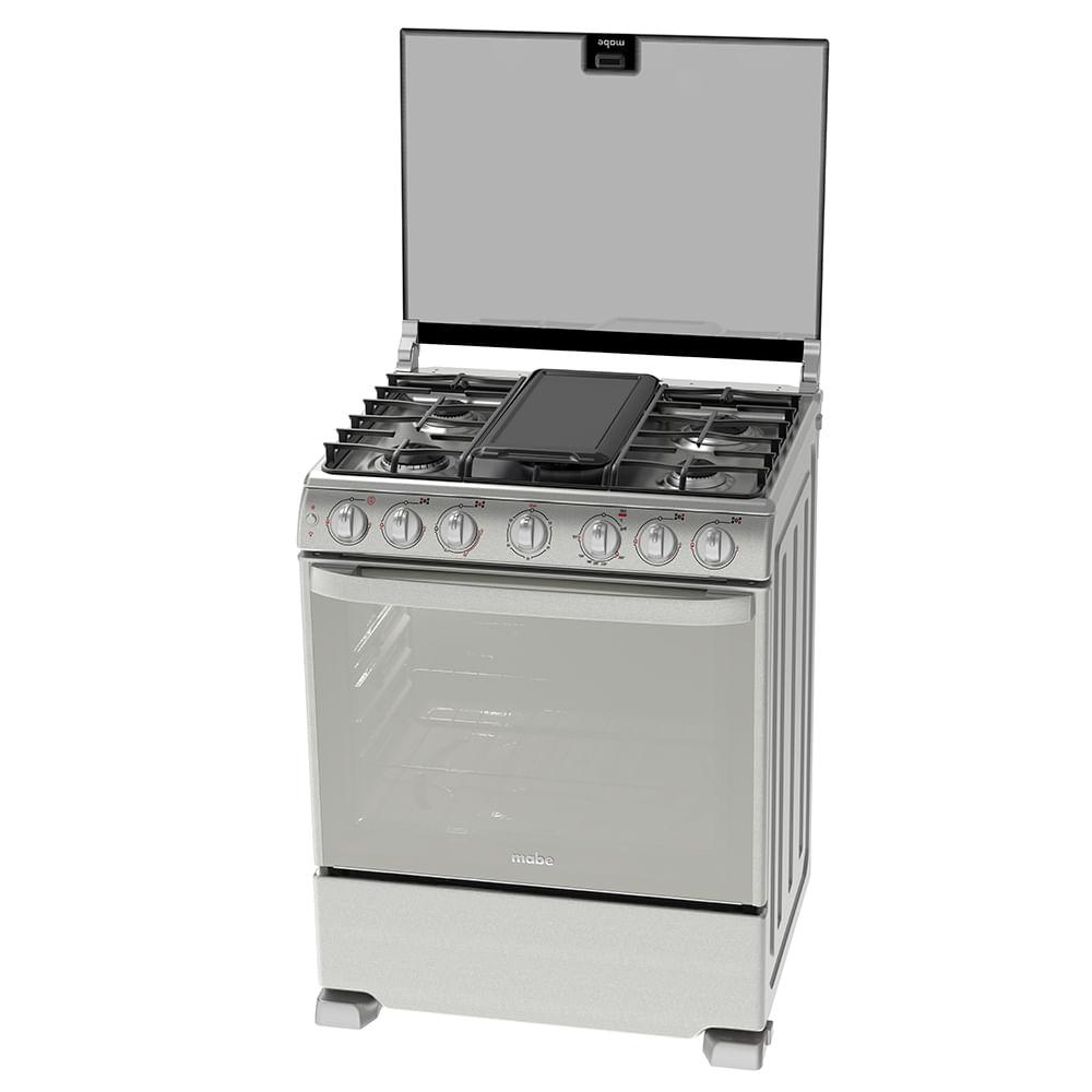 Cocina a gas mabe cocina 5 quemadores eme7688cfyx0 for Ofertas cocinas a gas