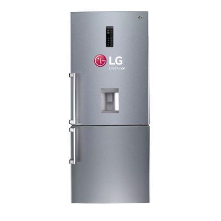 refrigeradora-lg-440l-platinium-gb44svn