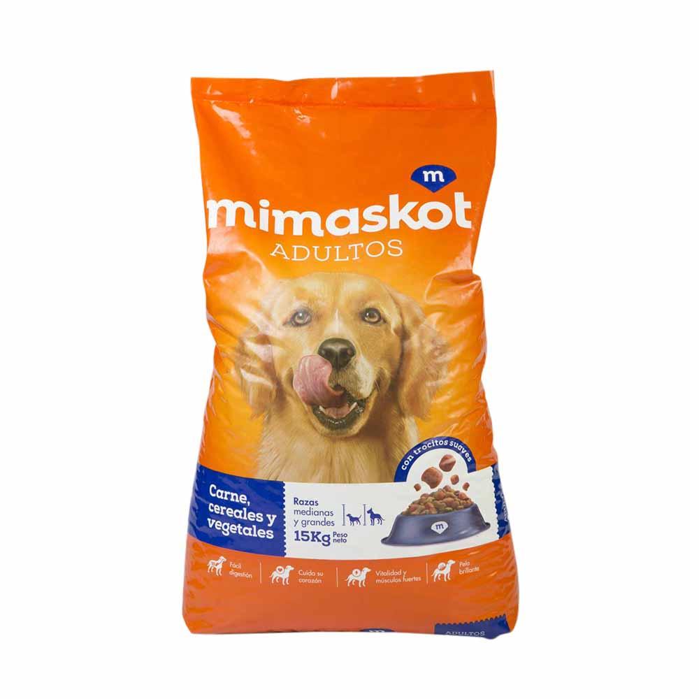 Comida para perros mimaskot plaza vea plazavea food for Alimento para perros