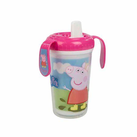 accesorios-para-bebe-peppa-vaso-entrenamiento-10oz-rosado
