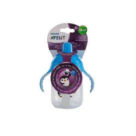 accesorios-para-bebe-avent-taza-spout-premium-azul-12oz