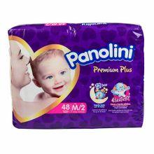 panal-para-bebe-panolini-premium-plus-talla-m-paquete-48un