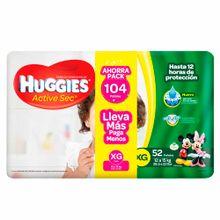panal-para-bebe-huggies-active-sec-talla-xg-ahorropack-paquete-104un
