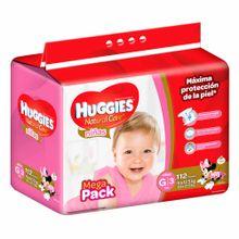 panal-para-bebe-huggies-megapack-natural-care-ninas-talla-g-paquete-112un