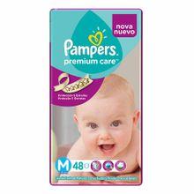 panal-para-bebe-pampers-premium-care-talla-m-paquete-48un