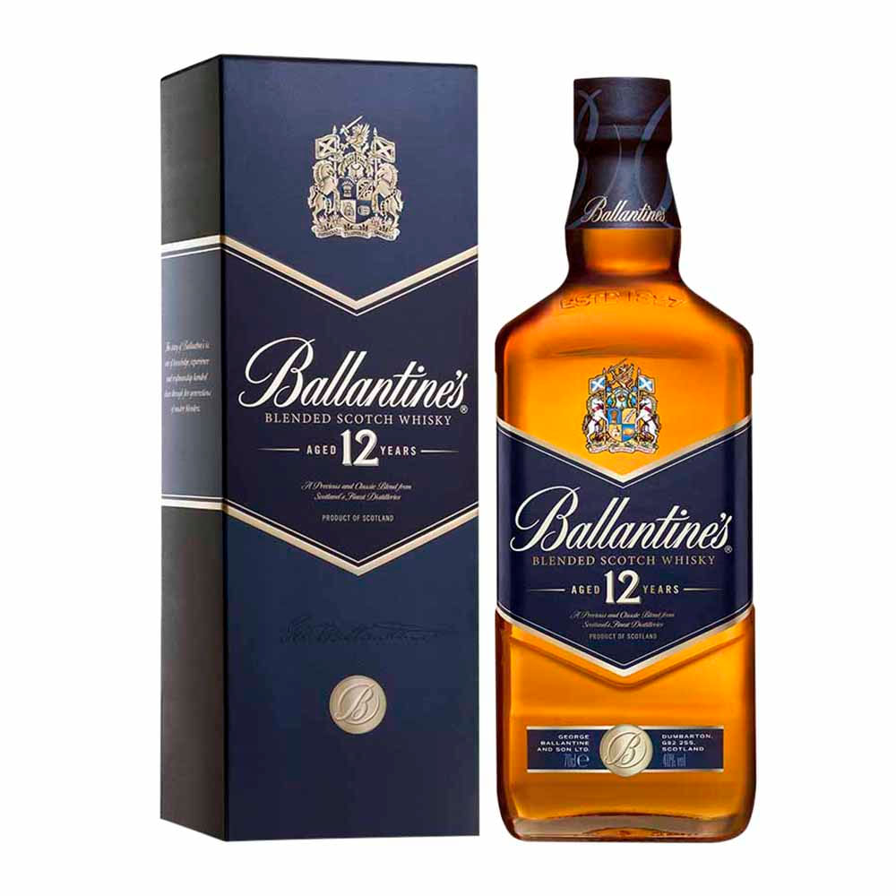 Whisky Ballantine S Plaza Vea Plazavea Food # Muebles Para Guardar Whisky