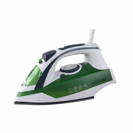 plancha-vapor-blackline-hg-5068-verde-y-blanco