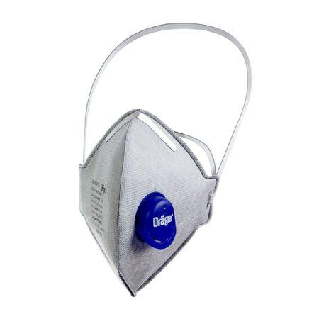 Respirador X-Plore 1720 V Carbón FFP2