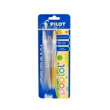 lapicero-pilot-dorado-y-plateado