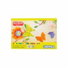 block-alpha-15-colores-caja-30hojas