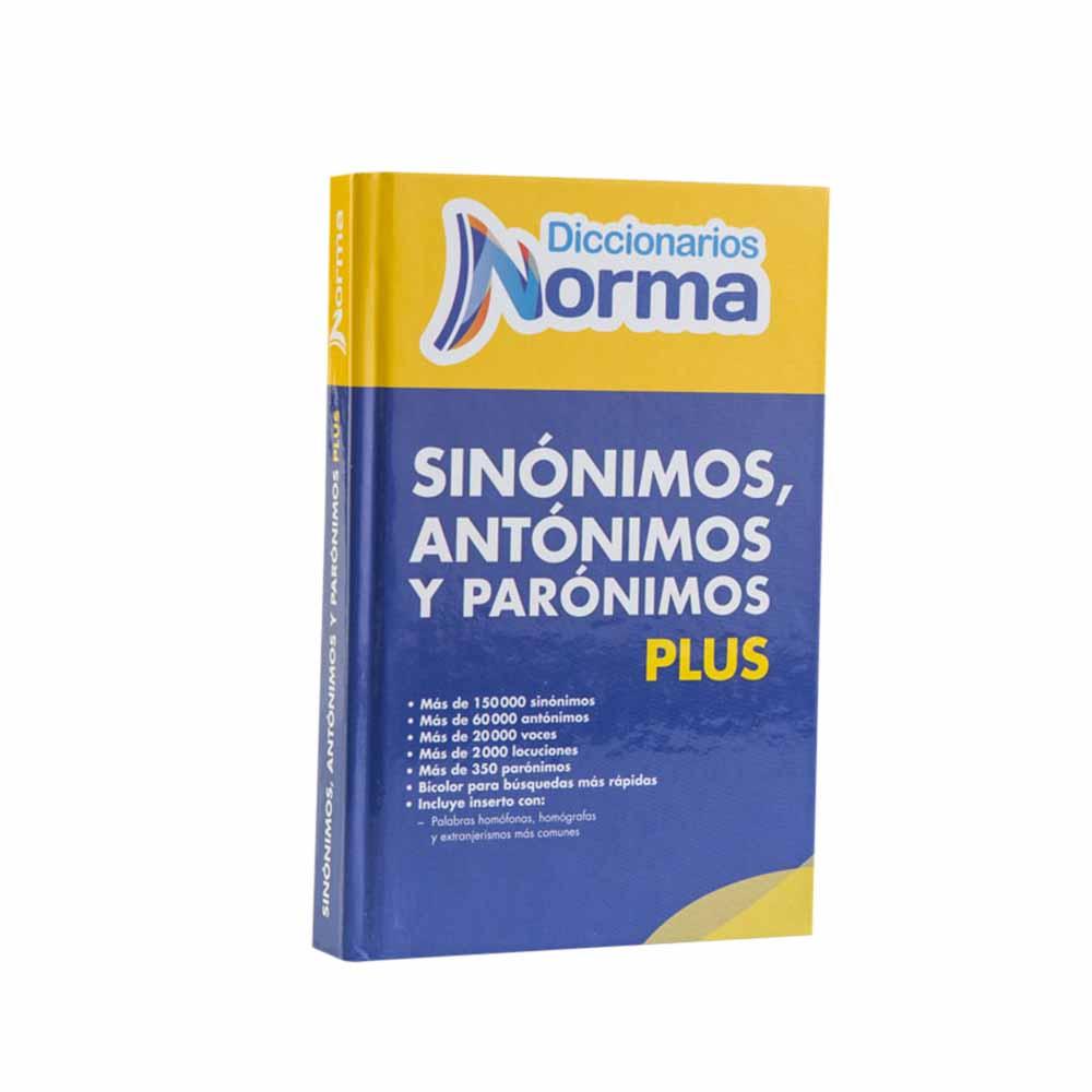 Artesanato O Que É ~ Diccionario NORMA Sinónimos y Antónimos PlazaVea Food